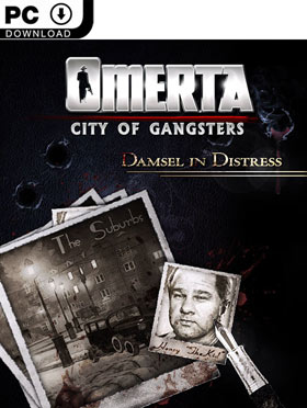 Nexway City of Gangsters - Damsel in Distress DLC Video game downloadable content (DLC) PC Omerta - City of Gangsters Español