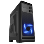 CIT Hero Midi Case with 1 x USB3 with Side Window