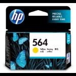 HP 564 Original Yellow 1 pc(s)