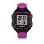 Garmin Forerunner 25 Black,Violet sport watch