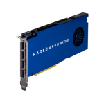 HP AMD Radeon Pro WX 7100 8GB Graphics Card Z0B14AA