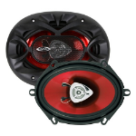BOSS CH5720 2-way 225W car speaker