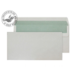 Blake Purely Environmental Wallet Self Seal Natural White DL 110×220mm 90gsm (Pack 500)