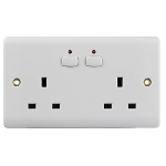EnerGenie MIHO007 socket-outlet White