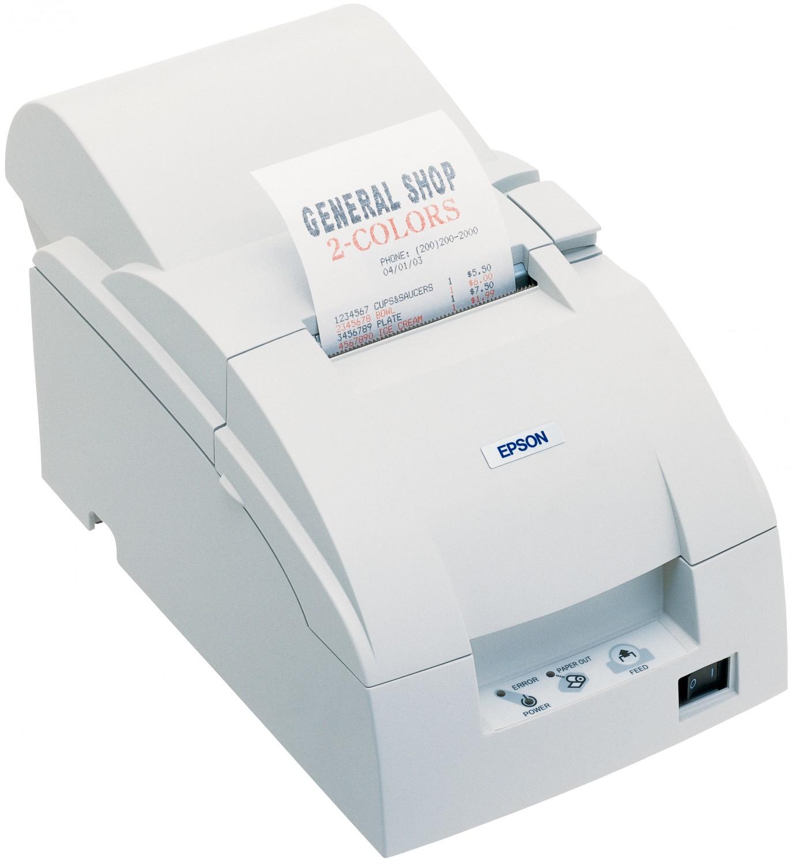 epson tmu220a dot matrix pos printer 0 in distributor