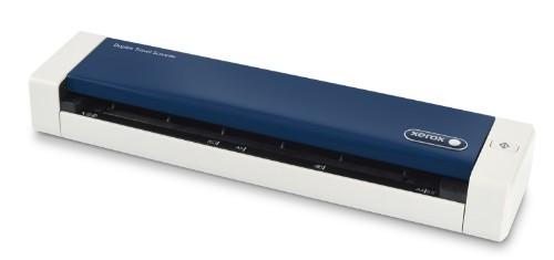 Xerox Duplex Travel Sheet-fed scanner Blue, White
