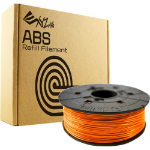 XYZPrinting XYZ ABS Filament Sun Orange Refill 1 75mm RF10BXEU08A