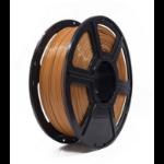 Gearlab GLB251035 3D printing material Polylactic acid (PLA) Brown 1 kg