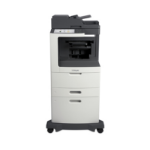 Lexmark MX810dxfe Laser 1200 x 1200 DPI 52 ppm A4