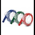 DYMO S0847750 Embossing tape, 9mmx3m
