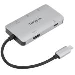 Targus ACA958USZ interface hub USB 3.2 Gen 2 (3.1 Gen 2) Type-C 5 Mbit/s Gray