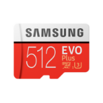 Samsung MB-MC512G memory card 512 GB MicroSDXC Class 10 UHS-I