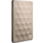 Seagate Backup Plus Ultra Slim 2TB externe harde schijf 2000 GB Goud