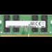 HP 4GB (1x4GB) 3200 DDR4 NECC SODIMM módulo de memoria
