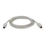 "Tripp Lite P222-006 PS/2 cable 70.9"" (1.8 m) 6-p Mini-DIN"