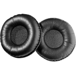 Sennheiser HZP 20 Leatherette,Polyurethane Black 2pcs Headphone Pillow
