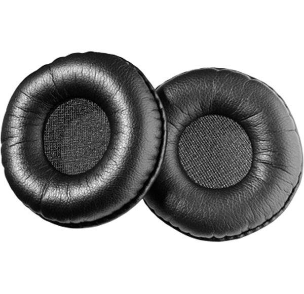Sennheiser HZP 20 headphone pillow Black Leatherette,Polyurethane 2 pc(s)
