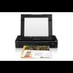 Epson WorkForce WF-100 Color 5760 x 1440DPI A4 Wi-Fi Black inkjet printer