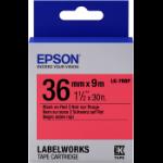 Epson LK-7RBP labelprinter-tape