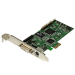 StarTech.com High-definition PCIe Capture Card - HDMI VGA DVI & Component - 1080P at 60 FPS
