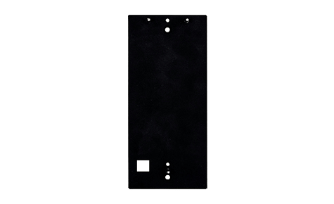 2N Telecommunications IP VERSO IP BACKPLATE - 2 MODULES