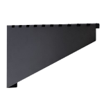 Tripp Lite SRWBWALLBRKTHDL Large Heavy-Duty Wall Bracket for 150–450 mm Wire Mesh Cable Trays