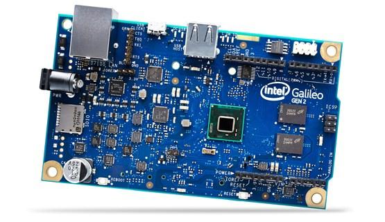Intel Galileo Gen 2 Board