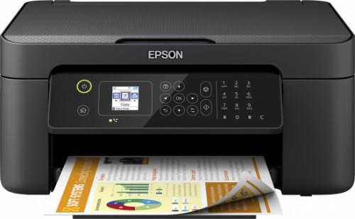 Epson WorkForce WF-2810DWF Inkjet 33 ppm 5760 x 1440 DPI A4 Wi-Fi