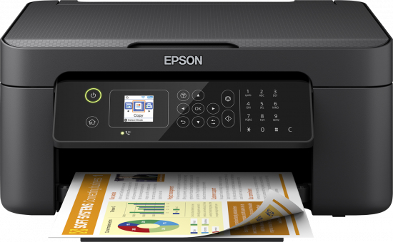 Epson WorkForce WF-2810DWF Inkjet 33 ppm 5760 x 1440 DPI A4 Wi-Fi