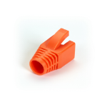 Black Box FMT8736 cable boot Orange 50 pcs