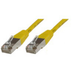 Microconnect Cat5e 1.5m 1.5m Yellow networking cable