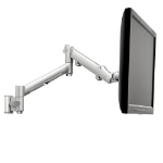 "Atdec Systema SWS6S 34"" Silver flat panel wall mount"