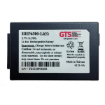 GTS HHP6500-LI(S) handheld mobile computer spare part Battery
