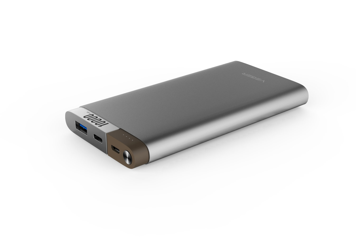 BLUPEAK Blueak 10,000mAh Premium Aluminium Power Bank USB-A & USB-C