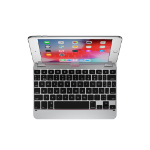 Brydge BRY5201ES mobile device keyboard QWERTY Spanish Silver Bluetooth