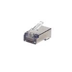 Cablenet 22 2094 wire connector RJ-45 Transparent