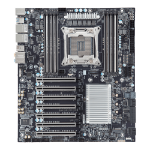 Gigabyte MW51-HP0 (rev. 1.0) Intel® C422 LGA 2066 (Socket R4) SSI CEB server/workstation motherboard