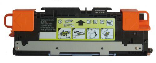 Remanufactured HP Q2682A (311A) Yellow Toner Cartridge