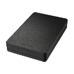 Toshiba Canvio Alu 2000GB Black external hard drive