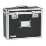 Esselte Personal Mobile Filing Case equipment case Freestanding case Black,Silver