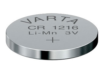 Varta CR 1216 Single-use battery