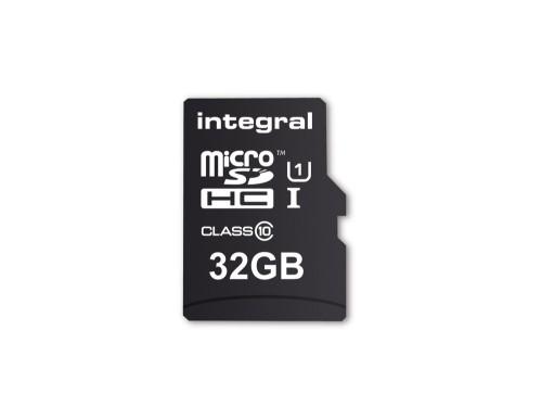 Integral 32GB MICRO SD CARD MICROSDHC CL10 UHS 1 U1 90 MB/S + ADAPTER