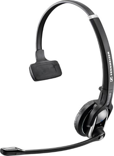 Sennheiser DW Pro1 Head-band Monaural DECT Black mobile headset