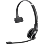 Sennheiser DW Pro1 mobile headset Monaural Head-band Black