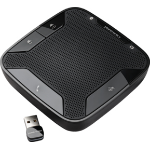 POLY P620 speakerphone Universal Black Bluetooth