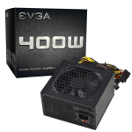 EVGA 100-N1-0400-L1 power supply unit 400 W ATX Black