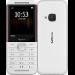"""Nokia 5310 6.1 cm (2.4"""") 88.2 g Red, White"""