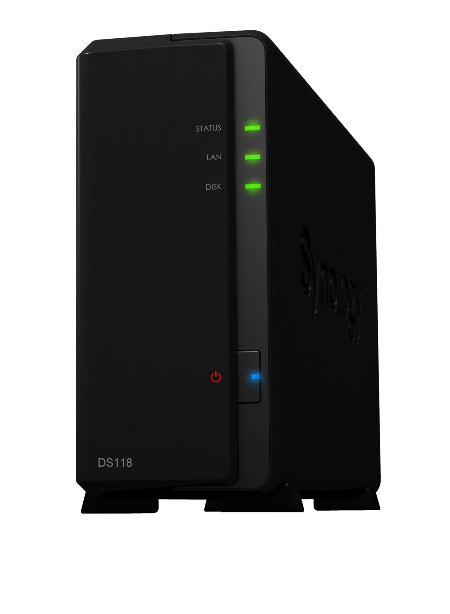 Synology DS118/8TB-IWPRO 1 Bay NAS
