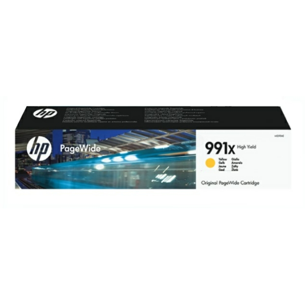 HP M0J98AE (991X) Printhead yellow, 16K pages