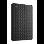 Seagate Expansion Portable 2TB external hard drive 2000 GB Black